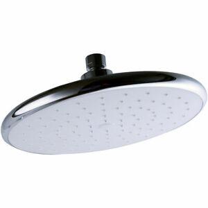Fixed Round Shower Head 9.25 inch Overhead Selfclean Rainfall Rain Shower Head