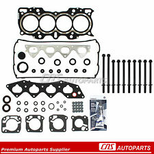 Head Gasket Set Bolts Fits 97-01 Honda CR-V 2.0 DOHC 16V B20B4 B20Z2