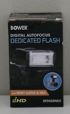 Bower Dedicated Flash SFD550NEX  For Sony Alpha & Nex