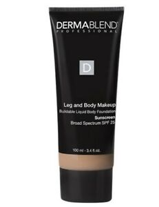 Dermablend Leg & Body Makeup SPF 25 in Light Beige 35C - 3.4 oz NEW IN BOX