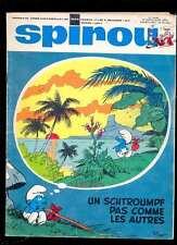 Spirou 1604 du 9.1.1969
