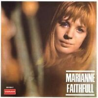 "MARIANNE FAITHFULL ""MARIANNE FAITHFULL"" CD NEW"