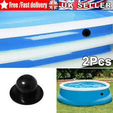 More details for swimming inflatable pool filter pump strainer hole plug water stopper for intex