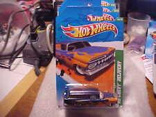 2011 Hot Wheels SUPER Treasure Hunt #15 '59 Chevy Delivery