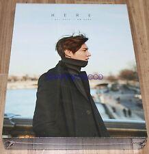 LEE MIN HO MINHO I was here, I AM HERE PHOTO BOOK PHOTOBOOK + DVD + POSTER NEW