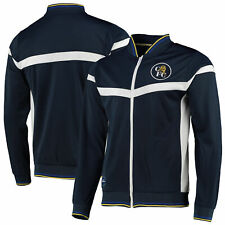 Chelsea Track Sports Football Training Jacket - Navy - Mens