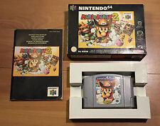 N64 - Mario Party 2 für Nintendo 64 - Spiele - OVP - sehr gut