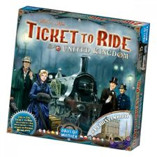 Days of Wonder Dow720123 Ticket to Ride Expansion United Kingdom and
