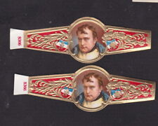 2 Ancienne Bague de Cigare  Vitola BN113414 Napoléon