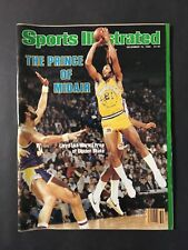 Sports Illustrated Magazine December 15 1980 Lloyd Free of Golden State NM NL