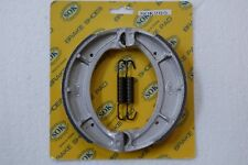 REAR BRAKE SHOES+Springs fit YAMAHA XC 180 200 Riva 1983-1991 XC180 XC200