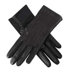 3b46a7466 Dents Women's Driving 100 Genuine Leather Silk Lined Gloves Black One Size
