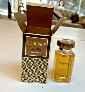 RARE~Vintage 1970 Hermes Equipage Cologne~France~2 FL. OZ in box~NOS~unopened