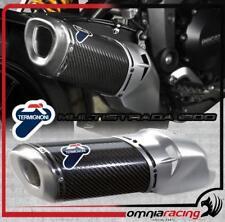 Termignoni D111 Auspuff 80dB Carbon Ducati Multistrada 1200 10>13