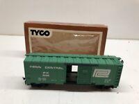 Tyco Log Transport Car #311X:250 HO Scale Train Car