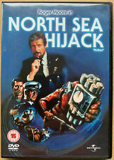 North Sea Hijack DVD 1980 Action Film Movie with Roger Moore aka Ffolkes
