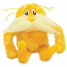 "Dr. Seuss 8"" Lorax Plush Doll Stuffed Toy"