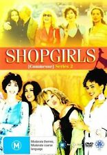 Shopgirls Series 2 SBS 3-Disc Set Region 4 DVD VG Condition