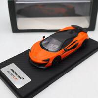 TSM 1:43 Model Mclaren 600LT Myan Orange 18OEM18 Limited Edition collection