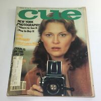 Cue Magazine: July 21 1978 -Faye Dunaway Eyes of Laura Mars/New York Photography