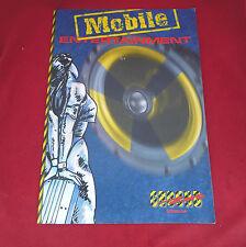 Ground Zero 2003 to 2004 Car Audio Catalogue & Technical Spec UK Market Brochure
