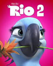 Rio 2 Blu-ray New DVD! Ships Fast!