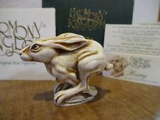 Harmony Kingdom Harry Rabbit Hare UK Made NetsUKe