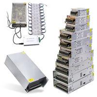 AC85-265V à 5/12/24/48V 2A-6A Transformateur Alimentation LED Lampe Bande Strip