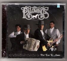 Por Eso Te Amo by Los Palominos - 10 Tracks - Factory Sealed CD