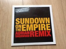 """REVEREND AND THE MAKERS . SUNDOWN ON THE EMPIRE 7"""""""