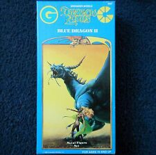 1989 Blue Dragon 2 señores Granadero Modelos 9607 Dungeons & Dragons AD&D Wyrm
