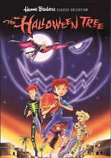 THE HALLOWEEN TREE (Animated Movie)  DVD - UK Compatible -Sealed