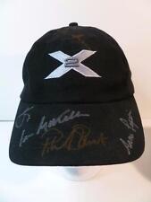 X-MEN 2 CAST SIGNED x7 PROMO MOVIE HAT AUTHENTIC AUTOGRAPHS MARVEL SUPER HEROES