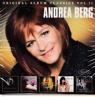 Andrea Berg / Machtlos, Du bist frei, Splitternackt, Du  u.a. (5 CDs,OVP,NEW)