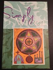 SIMPLY WICCA - Leanna Greenaway - Sterling Publishing 2007 - NEW