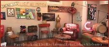 "Wood Sofa Couch Chair Furniture Leg Feet, 5"" Tall 4 Legs Chic light distress sty"