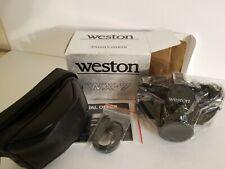 Weston WX-7 35mm Camera, still in Plastic.BRAND NEW.
