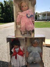 Vintage Lissi Doll Lot West Germany