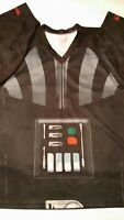 VINTAGE ORLANDO SOLAR BEARS Star Wars/Darth Vader HOCKEY JERSEY BY Holns-Medium