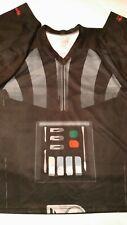 VINTAGE ORLANDO SOLAR BEARS Star Wars/Darth Vader HOCKEY JERSEY BY Holns-Medium