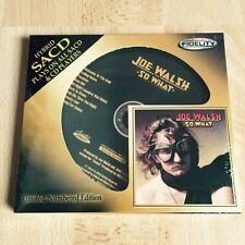 Joe Walsh - So What Audio Fidelity Limited Ed. Numbered Hybrid SACD