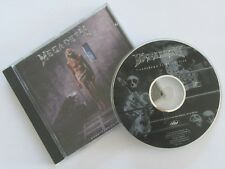"♪♪ MEGADETH ""Countdown to extinction"" Album CD (HOLLAND press) ♪♪"