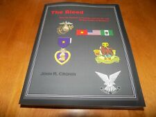 BLEED RECON MARINES VIETNAM WAR RHODESIAN FIRE INFANTRY SELOUS SCOUTS Book NEW