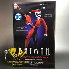 BATMAN Animated Series HARLEY QUINN Statue PREMIERE Collection DC Comics!