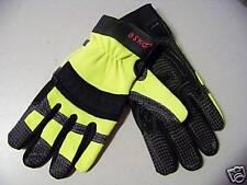 Handschuhe THL - Feuerwehr - Schutzhandschuh, gelb Gr. 10