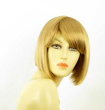 Perruque femme courte blond doré MAIA 24B