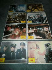1941(1979)JOHN BELUSHI DAN ACKROYD SET OF 8 LOBBY CARDS