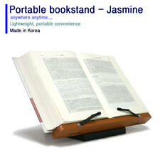 "Portable book Reading Desk Stand (15.35""X11.02"") Jasmin"