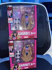 Mafex No. 131 Marvel Comics Gambit (Comic Ver.) Action Figure Medicom BRAND NEW