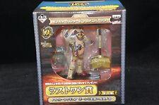 BANPRESTO Ichiban KUJI Monster Hunter 10th Anniversary Onitetsu Figure Gold Ver.